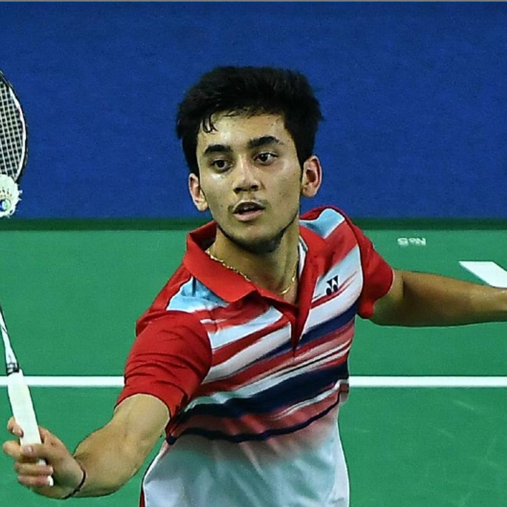 19 साल के लक्ष्य सेन ने रचा इतिहास:ऑल इंग्लैंड बैडमिंटन टूर्नामेंट के क्वार्टर फाइनल में पहुंचने वाले सबसे युवा भारतीय बने, प्रणय हारे