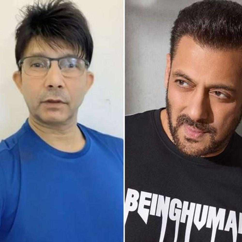 सलमान-KRK विवाद:कमाल खान ने सलमान पर फिर साधा निशाना, बोले-तुम कितनी भी कोशिश कर लो मैं तुम्हे छोडूंगा नहीं