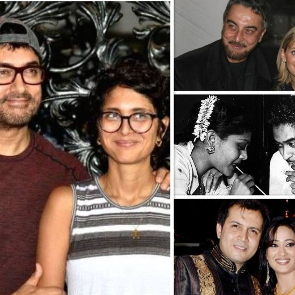 सेलेब्स के असफल रिश्ते:आमिर खान ने 15 साल बाद लिया किरण राव से तलाक, इन पॉपुलर सेलेब्स की भी टूट चुकी हैं दूसरी शादी