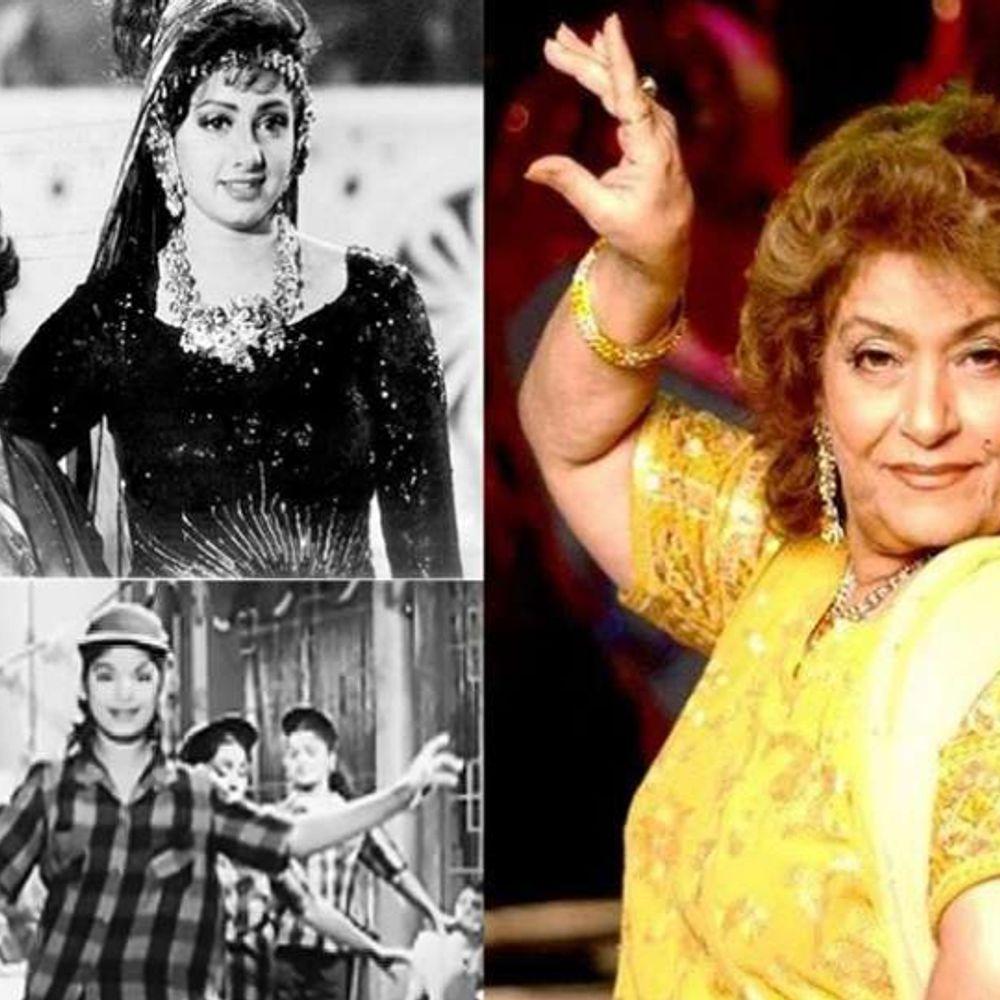 सरोज खान की जिंदगी के फैक्ट्स:40 साल के फिल्मी करियर में 2000 गानों में सिखाया था डांस, 13 साल की उम्र में 30 साल बड़े शख्स से कर ली थी शादी
