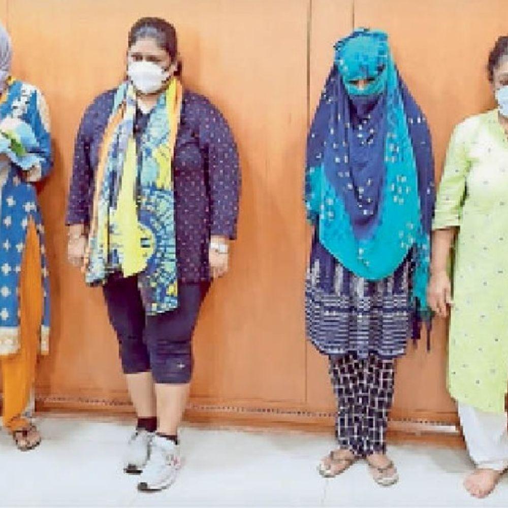 पुलिस का खुलासा:महिला ने अपनी कोख किराए पर देकर 2 लाख रुपये लेने की बात स्वीकार की, नडियाद चाइल्ड सेल रैकेट के तार अहमदाबाद से जुड़े