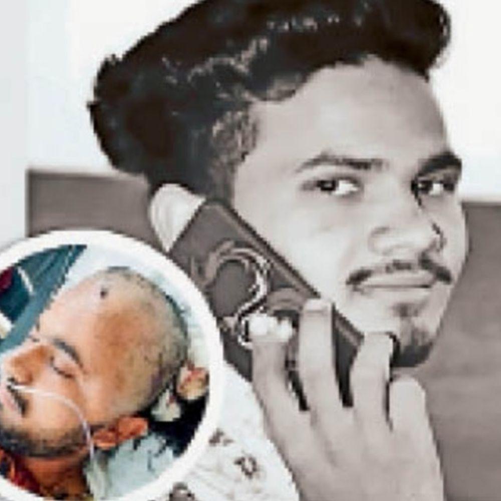 दाहोद के सागडापाडा की घटना:प्रेमिका ने मैसेज कर प्रेमी को मिलने बुलाया, भाई और पिता ने डंडे से हमला कर की हत्या