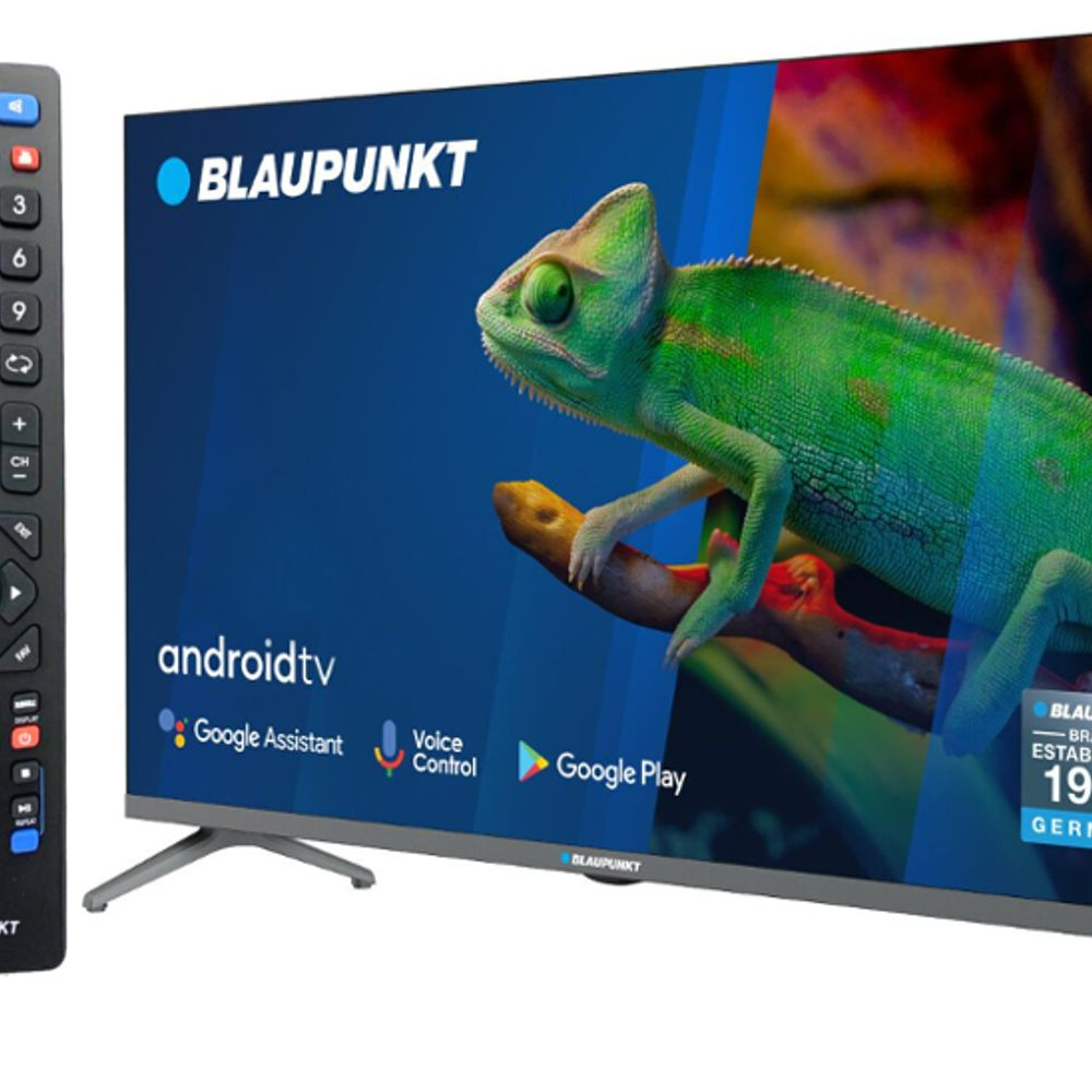 फ्लिपकार्ट बिग बिलियन डेज सेल:जर्मन कंपनी ब्लॉपंक्ट लॉन्च करेगी 65-इंच का 4K एंड्रॉयड टीवी, कम कीमत के चलते शाओमी, रियलमी को देगी टक्कर