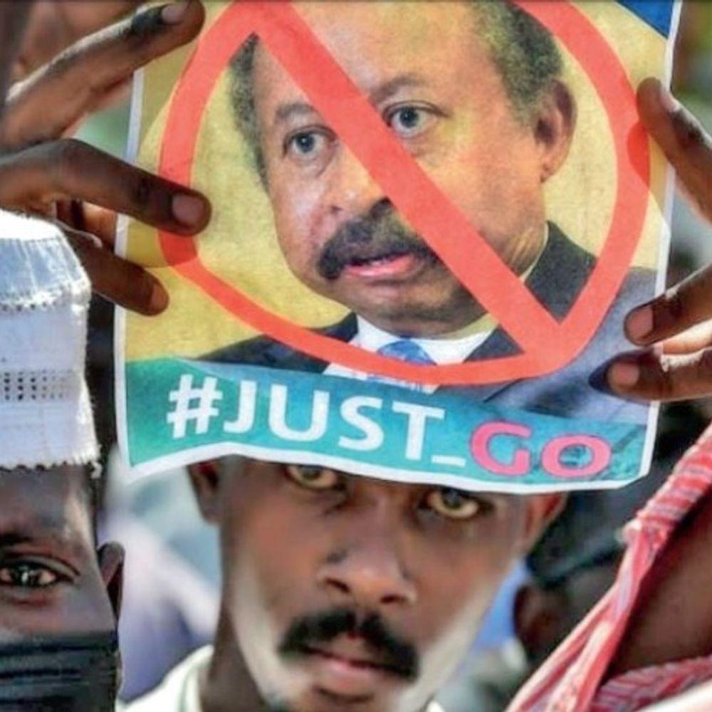 भास्कर इन्फोग्राफिक:अफ्रीका में 10 साल में 9 देशों में 12 बार तख्तापलट, सूडान में तख्तापलट के बाद अमेरिका ने 5250 करोड़ रुपए की मदद पर रोक लगाई