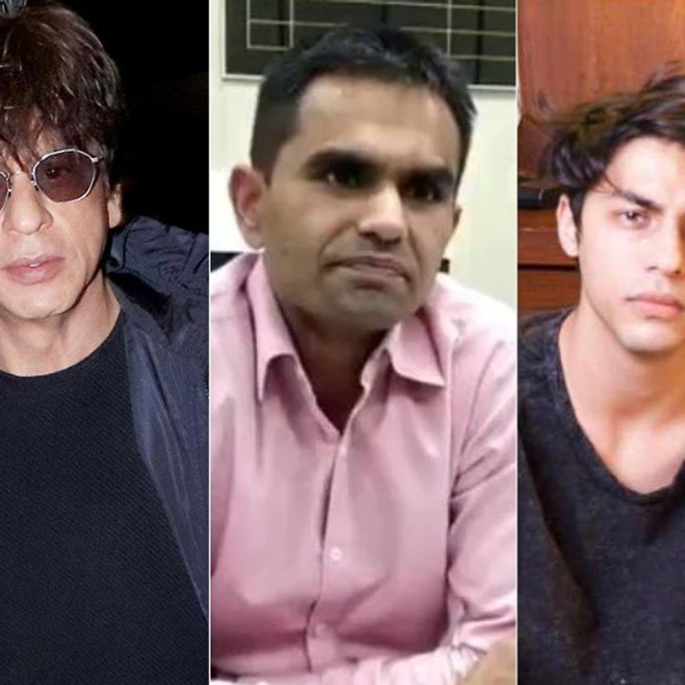 आर्यन खान ड्रग केस:आर्यन से पहले शाहरुख खान पर भारी पड़ चुके हैं समीर वानखेड़े, एयरपोर्ट पर रोककर घंटों तक की थी पूछताछ