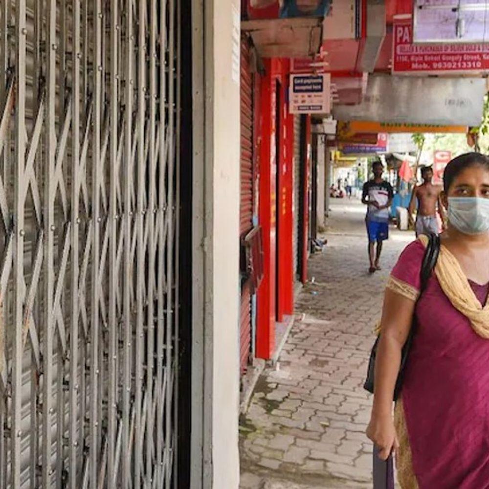 बंगाल में फिर लौटा कोरोना:सोनारपुर में तीन दिन का लॉकडाउन लगा, शहर में 19 कंटेनमेंट जोन घोषित