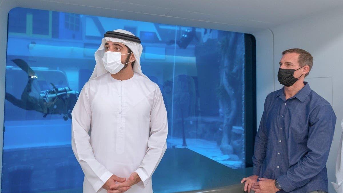 दुबई के क्राउन प्रिंस शेख हमदान बिन मोहम्मद बिन राशि अल मकतूम ने बुधवार को सोशल मीडिया पर एक वीडियो साझा किया