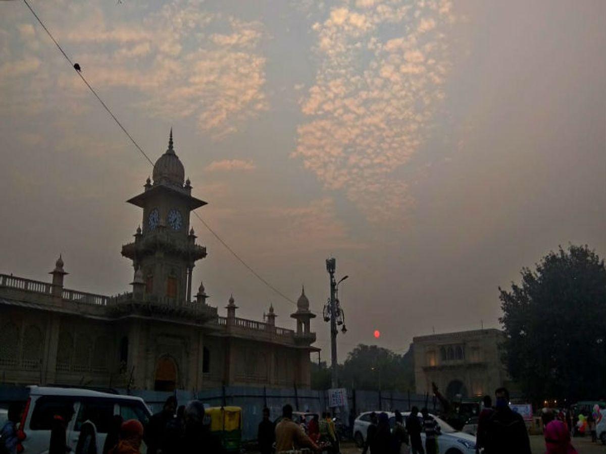 Changes in weather, day and night mercury bounces off cold   मौसम के बदल गए  मिजाज, दिन और रात के पारे में उछाल से ठंड गायब - Dainik Bhaskar