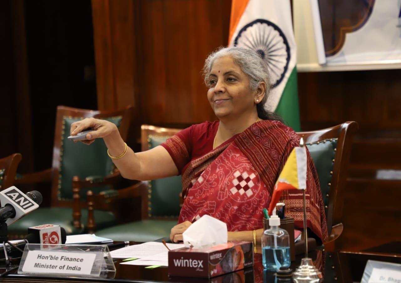लॉन्च के दौरान सीतारमण ने बताया कि, 2020-21 में भीम ऐप पर 41 लाख करोड़ रुपए के 22 अरब ट्रांजैक्शन किए गए।