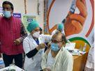 MP में टारगेट था 16881, वैक्सीन 10508 हेल्थ वर्कर्स ने लगवाया, भोपाल में 1541 में से 922 पहुंचे सेंटर|भोपाल,Bhopal - Dainik Bhaskar