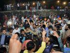 दशहरा के आयोजक ने कहा- 10 बार लोगों से ट्रैक से हटने की अपील की, मेरा क्या कसूर?|देश,National - Dainik Bhaskar