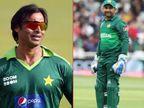 शोएब अख्तर बोले- सरफराज मोटे और सबसे अनफिट कप्तान; विंडीज के खिलाफ हार से शोएब नाराज|क्रिकेट,Cricket - Dainik Bhaskar
