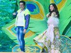 माधुरी दीक्षित के शो में खास मेहमान बने गोविंदा, दोनों के बीच डांस जुगलबंदी दिखी|टीवी,TV - Dainik Bhaskar