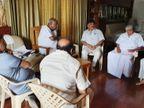 11 विधायकों के इस्तीफे पर सिद्धारमैया बोले- यह ऑपरेशन कमल का हिस्सा, सरकार को कोई खतरा नहीं देश,National - Dainik Bhaskar