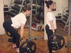 26 साल की आलिया भट्ट ने किया डेडलिफ्ट, वायरल हुआ जिम में 70KG वजन उठाने का वीडियो|बॉलीवुड,Bollywood - Dainik Bhaskar