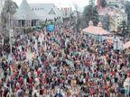 सैलानियों के क्रिसमस-न्यू ईयर के जोश को कम करेगा सरकार के कार्यकाल के दो साल का जश्न शिमला,Shimla - Dainik Bhaskar
