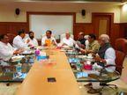 मंत्रिमंडल बंटवारे को लेकर बना नया फॉर्मूला, अब राकांपा को 16 और शिवसेना को मिलेंगे 15 मंत्री पद|मुंबई,Mumbai - Dainik Bhaskar