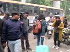 अलीगढ़ यूनिवर्सिटी में प्रदर्शन, लाठीचार्ज में 60 जख्मी  - Dainik Bhaskar