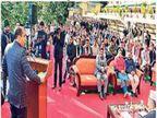 सीएम जयराम ने कहा,मुमकिन है मंत्रिमंडल में नए चेहरे और पार्टी को प्रदेशाध्यक्ष एक साथ ही मिलें|शिमला,Shimla - Dainik Bhaskar