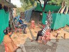 दोषी कुलदीप सेंगर के गांव वाले बोले- आतंक का भी एक दिन अंत होता है लखनऊ,Lucknow - Dainik Bhaskar