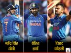 ऑस्ट्रेलिया ने दशक की बेस्ट इलेवन चुनी, धोनी वनडे और कोहली टेस्ट के कप्तान|क्रिकेट,Cricket - Dainik Bhaskar