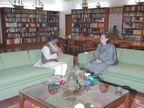कांग्रेस अध्यक्ष सोनिया गांधी से हेमंत सोरेन ने दिल्ली में की मुलाकात, शपथ ग्रहण समारोह के लिए दिया निमंत्रण|रांची,Ranchi - Dainik Bhaskar