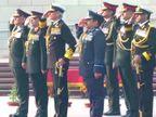सेना प्रमुख नरवणे ने कहा- जम्मू-कश्मीर से अनुच्छेद 370 हटाना ऐतिहासिक कदम, प्रदेश को मुख्य धारा से जोड़ने में यह अहम साबित होगा|देश,National - Dainik Bhaskar