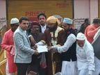जबलपुर में सीएए और एनआरसी के विरोध में हजारों लोग सड़क पर उतरे; मौन जुलूस निकाला, पुलिस ने ड्रोन से की निगरानी जबलपुर,Jabalpur - Dainik Bhaskar