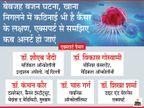 नमक-रेड मीट कम करें, धूम्रपान-शराब को ना कहें, समय पर जांच कराएं तो कैंसर से बच सकते हैं : कैंसर एक्सपर्ट्स|लाइफ & साइंस,Happy Life - Dainik Bhaskar
