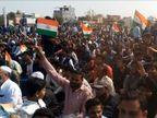 सीएए के विरोध में सभा: स्वरा भास्कर बोलीं- नागपुर में बैठकर सरकार देश को बर्बाद करने का नशा कर रही|इंदौर,Indore - Dainik Bhaskar
