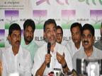 सीएए, एनपीआर व एनआरसी पर लोगों को भ्रमित कर रही सरकार: उपेंद्र कुशवाहा|पटना,Patna - Dainik Bhaskar