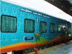 अप्रैल से सूरत से यूपी-बिहार के यात्रियों के लिए आईआरसीटीसी की प्राइवेट ट्रेन चलाने की योजना|गुजरात,Gujarat - Dainik Bhaskar