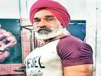 53 साल के व्यक्ति ने पहली बार मुकाबले में हिस्सा लिया, 205 किलोग्राम भार उठाकर सिल्वर जीता  - Dainik Bhaskar