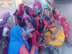 पुलिस की थर्ड डिग्री से युवक की मौत; परिजन ने अस्पताल में हंगामा किया, दरोगा निलंबित|झांसी,Jhansi - Dainik Bhaskar