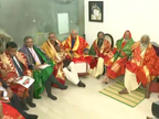 नृत्य गोपाल दास राम जन्मभूमि ट्रस्ट के अध्यक्ष, प्रधानमंत्री नरेंद्र मोदी के पूर्व प्रधान सचिव नृपेंद्र मिश्र मंदिर निर्माण समिति के चेयरमैन बने|देश,National - Dainik Bhaskar