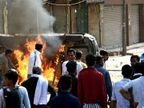 दावा- फोर्स की कमी से हिंसा बढ़ती रही; 3 घंटे बाद पुलिस कमिश्नर बोले- हमारे पास पर्याप्त बल|दिल्ली + एनसीआर,Delhi + NCR - Dainik Bhaskar
