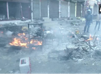 उत्तर-पूर्वी दिल्ली में तीन दिन से हो रही हिंसा में अब तक 27 की मौत; दंगाइयों को देखते ही गोली मारने के आदेश, चांद बाग में 4 घंटे तक पत्थरबाजी हुई|दिल्ली + एनसीआर,Delhi + NCR - Dainik Bhaskar
