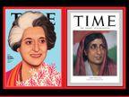 टाइम मैगजीन ने इंदिरा गांधी को 1976 और राजकुमारी अमृत कौर को 1947 की 'वुमन ऑफ द ईयर' चुना|देश,National - Dainik Bhaskar