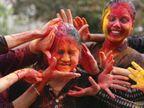 फेस्टिव सीजन में रखें स्किन और बालों का ध्यान, एक्सपर्ट से जानें होली खेलने से पहले और बाद में क्या करें?|लाइफ & साइंस,Happy Life - Dainik Bhaskar