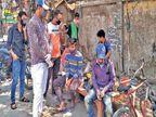 पूर्णिया से 6 दिन पैदल चलकर सीवान पहुंचे 3 मजदूर, यहां से लखनऊ के लिए निकले, मजिस्ट्रेट ने खाना-पानी की व्यवस्था की|बिहार,Bihar - Dainik Bhaskar