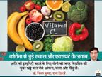 शरीर की इम्युनिटी बढ़ाने के लिए क्या विटामिन-सी की गोली लेना सही, एक्सपर्ट का जवाब- जरूरी नहीं, खट्टे फल बेहतर विकल्प|लाइफ & साइंस,Happy Life - Dainik Bhaskar