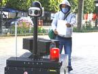 लॉकडाउन में सड़क पर दिखे तो पुलिस रोबोट करेगा पूछताछ, यह आईडी प्रूफ मांगता है और फोटो खींचकर कंट्रोल रूम में भेजता है लाइफ & साइंस,Happy Life - Dainik Bhaskar