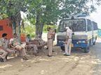 एक कोरोना पाॅजिटिव 30 हजार लोगों पर पड़ा भारी, 6 गांवों के ग्रामीण अब घरों में ही रहेंगे|जींद,Jind - Dainik Bhaskar