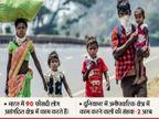दुनिया में हर 5 में से 4 लोग लॉकडाउन से प्रभावित, भारत के करीब 40 करोड़ मजदूर हो सकते हैं और गरीब: रिपोर्ट|इकोनॉमी,Economy - Dainik Bhaskar