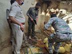 उत्पाद विभाग व पुलिस ने छापेमारी कर अवैध शराब पकड़ा, कारोबारी गिरफ्तार रांची,Ranchi - Dainik Bhaskar