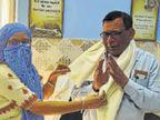 वैश्विक महामारी कोरोनावायरस से लड़ने के लिए भगवान की तरह खड़े हैं डॉक्टर|बरबीघा,Barbigha - Dainik Bhaskar