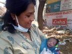 गर्भवती को अस्पताल नहीं मिला तो डेंटिस्ट ने कराई डिलीवरी; संक्रमित पति को हॉस्पिटल ने भर्ती नहीं किया, डॉक्टर पत्नी ने घर पर इलाज किया|देश,National - Dainik Bhaskar