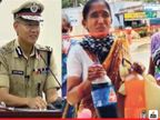 तपती धूप में तैनात पुलिसवालों के लिए लोकमनी ने दिखाई ममता, खरीदकर दी कोल्ड-ड्रिंक की बोतलें, डीजीपी ने वीडियो कॉल पर किया सैल्यूट वीमेन,Women - Dainik Bhaskar