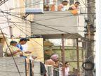 सेक्टर-30 में 131 लोगों को किया होम क्वारेंटाइन, पूरी काॅलोनी सील चंडीगढ़,Chandigarh - Dainik Bhaskar