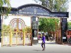 दिल्ली में बीमारी अधेड़ को उसके साथी एंबुलेंस से गांव लेकर पहुंचे, बीआरडी में जांच हुई तो कोरोना रिपोर्ट पॉजिटिव आई|उत्तरप्रदेश,Uttar Pradesh - Dainik Bhaskar